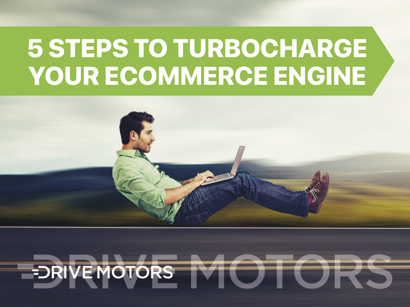 Turbocharge Your Ecommerce Cover
